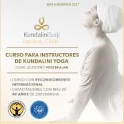 Maestros de disciplina Kundalini yoga, dictarán curso de formación en Iquique