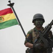 Bolivia asegura que el envío de militares a la frontera no es una agresión contra Chile