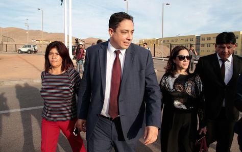 Bolivia presenta recurso por funcionarios detenidos en Chile, ante Comisión Interamericana de DDHH