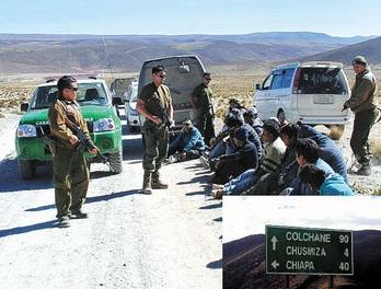 Vuelco en caso de contrabando en la frontera: Ahora transportistas chilenos que acusaron a funcionarios bolivianos, son acusados de contrabando