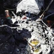 En la madrugada incendian vehículo de dirigente de la UNAP que participó en funa contra Fulvio Rossi