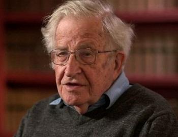 """Noam Chomsky: """"El Partido Republicano de EE.UU. es la organización más peligrosa de la historia de la humanidad"""""""