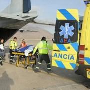 Realizan exitoso traslado aeromédico desde Colchane para atender emergencia de embarazo prematuro
