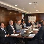 Temáticas relacionados con los delitos de contrabando, robo de vehículos y tráfico de drogas, abordaron fiscales de macro zona norte
