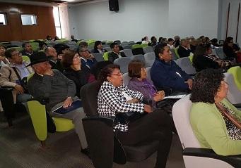 Difunden resultados del Proceso Constituyente Indígena ante comunidades aymaras u quechuas