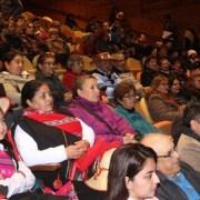 Fructífero conversatorio entre adultos mayores de Alto Hospicio y autoridades nacionales, regionales y comunales