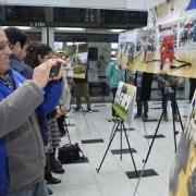 """Exposición fotográfica  """"Retratados"""", un aporte de la Red de Salud Mental"""
