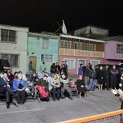 Con casas que vienen de la época del Perú, Junta Vecinal 21 de Mayo  conmemoró su aniversario Nº 35