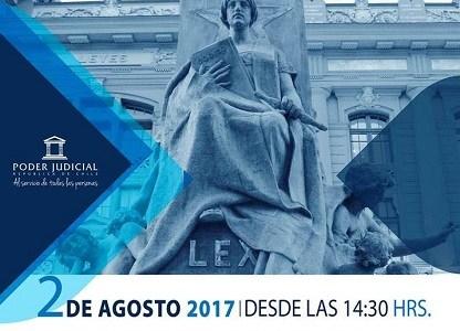 Convocan a comunidad a participar en seminario de lenguaje claro asociado a las actuaciones judiciales