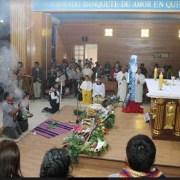 Emotiva celebración eucarística del Mundo Andino, celebrada en La Tirana