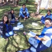"""Escolares participaron en primer """"BootCamp"""" regional en jornada de emprendimiento e innovación en La Huayca"""