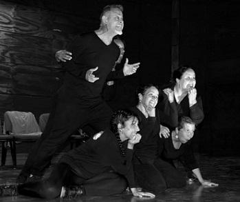 En fecha emblemática, Colectivo Zeta lleva a Pisagua función de Teatro Espontáneo.