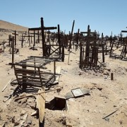 Cementerios pampinos, un patrimonio aún no reconocido, que permite extraer valiosa información.