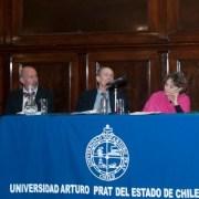 Guillermo Ward finalmente es incorporado como Miembro Correspondiente de la Academia Chilena de Bellas Artes