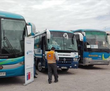 Inician licitación  para sistema de transporte subsidiado para Pozo Almonte y Colchane
