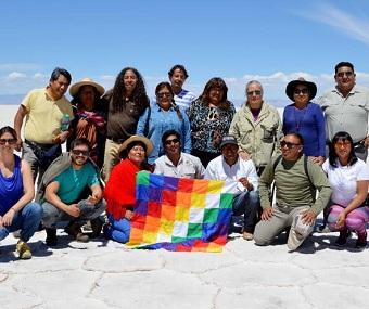 Emprendedores turísticos del Tamarugal conocieron en Salta, modelos de gestión de turismo comunitario