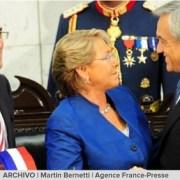 Michelle Bachelet entregará nuevamente la banda presidencial a Sebastián Piñera