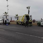 Sujeto intenta funar intervención de SENDA, grabando e interpelando a funcionarios públicos que acusa de «marxistas» y «ladrones»