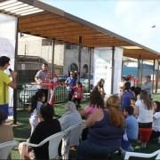Socializan con vecinos proyectos que se desarrollan en barrios de la ciudad, favoreciendo a más de 500 vecinos