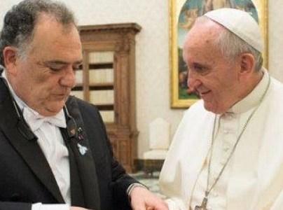 Exembajador argentino en el Vaticano cree que el Papa llega por un acuerdo para la salida al mar de Bolivia