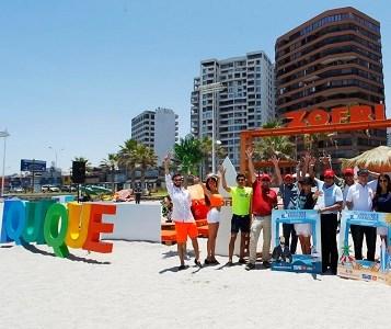 """Para promover los atributos turísticos y comerciales de Tarapacá, lanzan campaña """"Arriba Verano"""""""