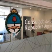 Para atender avalancha de visitantes trasandinos, implementaron Oficina itinerante del Consulado Argentino en Zofri