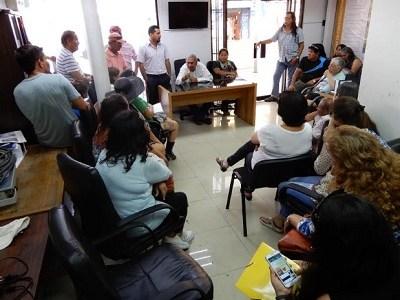 Senador Soria pide que Presidenta traspase definitivamente terrenos de Lobito, para dar el vamos al Nuevo Iquique