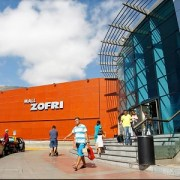 Este jueves 18, día de la visita del Papa Francisco a Iquique la Mall Zofri abre en todas sus etapas