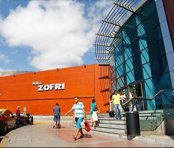 Zona Franca de Iquique: Mall y recinto amurallado se encuentran funcionando normalmente
