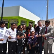 Nueva posta rural en localidad de Pachica, podrá atender a más de 200 usuarios. Obra superó los 337 millones de pesos