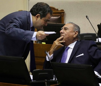 Senador Soria se incorpora a Comisión de Vivienda del Senado, donde instalará tema del sistema cooperativo habitacional