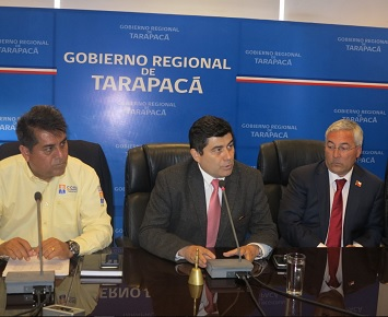 Tras 10 votaciones frustradas, Alberto Martínez es elegido como Presidente del Consejo Regional de Tarapacá