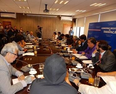 Y seguimos sin presidencia titular en el Consejo Regional de Tarapacá. Desde el momento uno, se entrampa el diálogo fluido