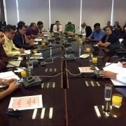 Cores Berríos y Rojas disputaron la presidencia del Consejo Regional, pero no hubo quórum