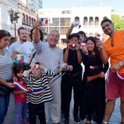 """Director de SENADIS en Feria Inclusiva: """"Niños y niñas down son personas sujetas de derechos"""""""