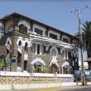 Municipalidad  de Iquique apoya decisión de declarar Estadio Cavancha como Monumento Nacional