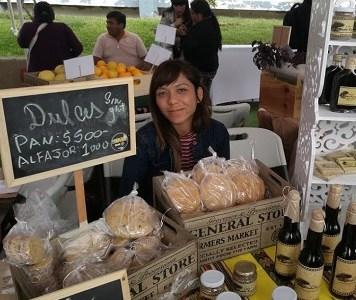 Mercado Campesino, éxito de ventas: Agricultores ofrecen sus productos directamente al público