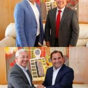 Política de puertas abiertas anuncia intendente con municipios de Tarapacá