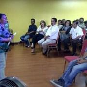 Lanzan programa social, orientado a personas en situación de calle para que puedan reinsertarse laboralmente