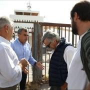 Alcalde Soria junto a concejales lograr que Club Náutico cumpla con la ley y abra acceso a Playa El Saladero