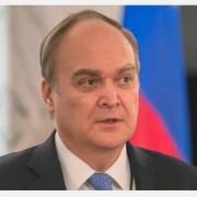 """Embajador ruso en EE.UU.: """"Advertimos a Occidente que su ataque contra Siria tendrá consecuencias"""""""