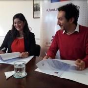 Refuerzan acciones de equidad de género tras firma de convenio entre SernamEG y Fondo Esperanza