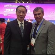 Alcalde Soria, única autoridad Sudamericana que participa en foro internacional de turismo de municipios en República Popular China