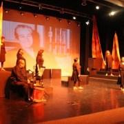 """Obra """"Tributo a la Mujer"""", presenta el Teatro Aquelarre, original producción artística que incorpora a pobladoras de Alto Hospicio"""