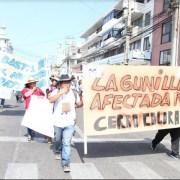Acusan a Cerro Colorado de dañar patrimonio ambiental y cultural con su actividad extractiva minera