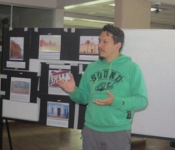 Realizan taller de memoriografía de la dictadura para reconocer sitios y lugares de la memoria en Iquique y Pisagua