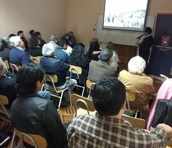 """""""Perspectivas sobre Patrimonio Regional"""", seminario realizado por el Centro de Investigación de la UTA en Iquique"""