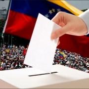 Colectivo de izquierda defiende proceso electoral realizado en Venezuela y rechaza postura algunos socialistas chilenos