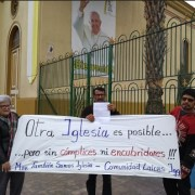 Laicos de Iquique alzan la voz y quieren llegar hasta el Papa Francisco: Acusan ante Scicluna y Bertomeu abusos ocurridos en esta Diócesis