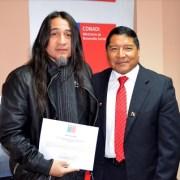 Artistas locales seleccionados para desarrollar proyectos sobre Educación, Arte y Lengua Indígena Tarapacá